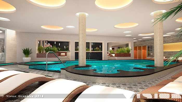 Hotel Aura - wellness